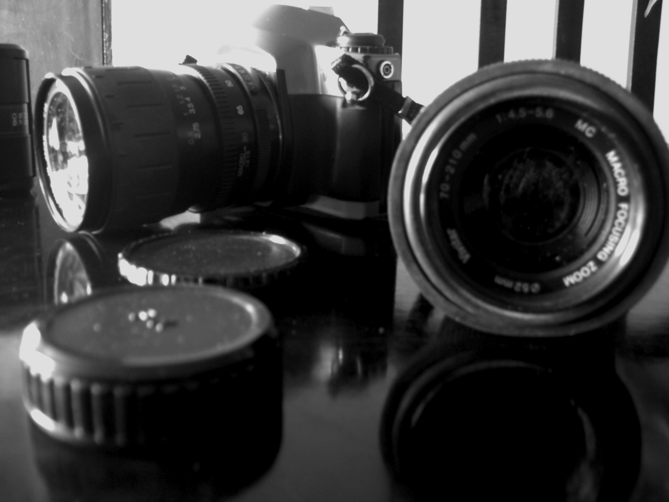 La fotografía es la memoria histórica de la humanidad.